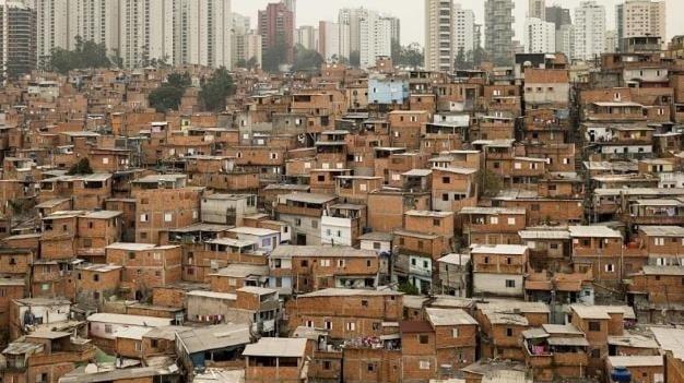 """브라질 빈민가 주민 `1천만명`…""""코로나19 번지면 `대규모 사망`"""""""