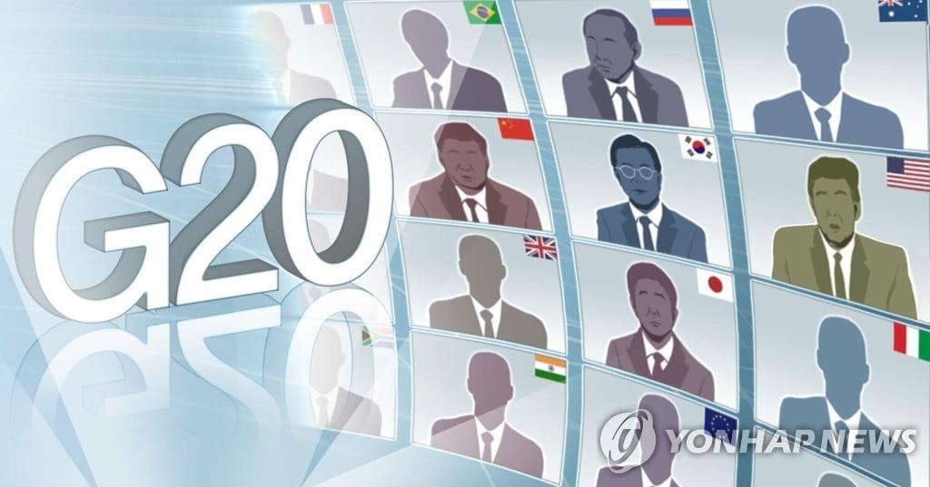 """G20에 `韓 방역 노하우` 소개한 문대통령…""""의료-경제 공조해야"""""""