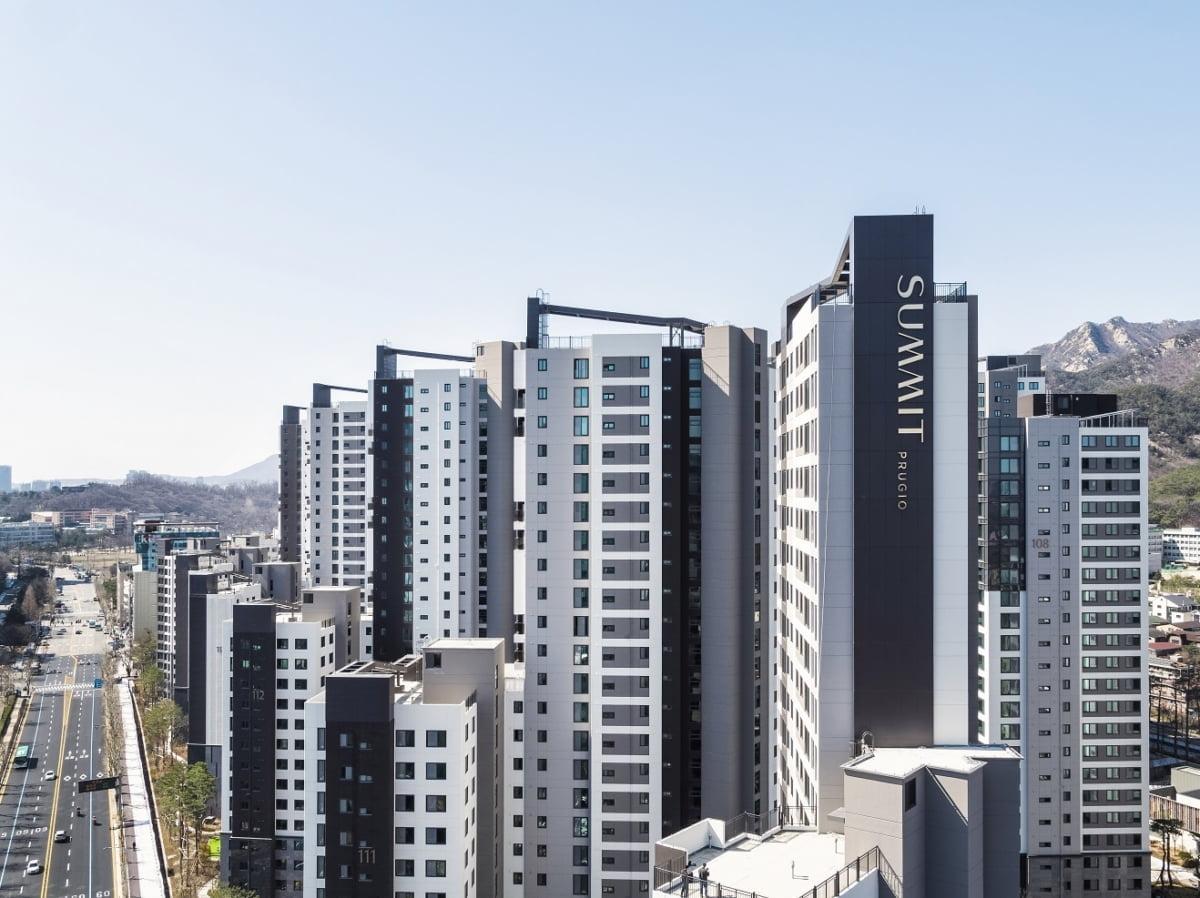 강남 넘어선 과천 아파트…대우건설 과천푸르지오써밋, 3.3㎡당 6천만원 넘어