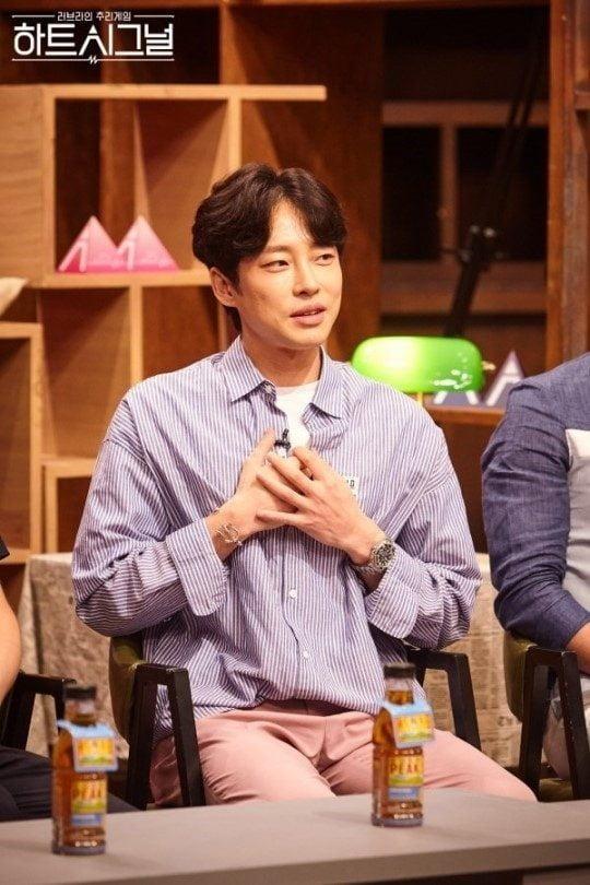 뮤지컬 배우 강성욱./사진제공=채널A '하트시그널'