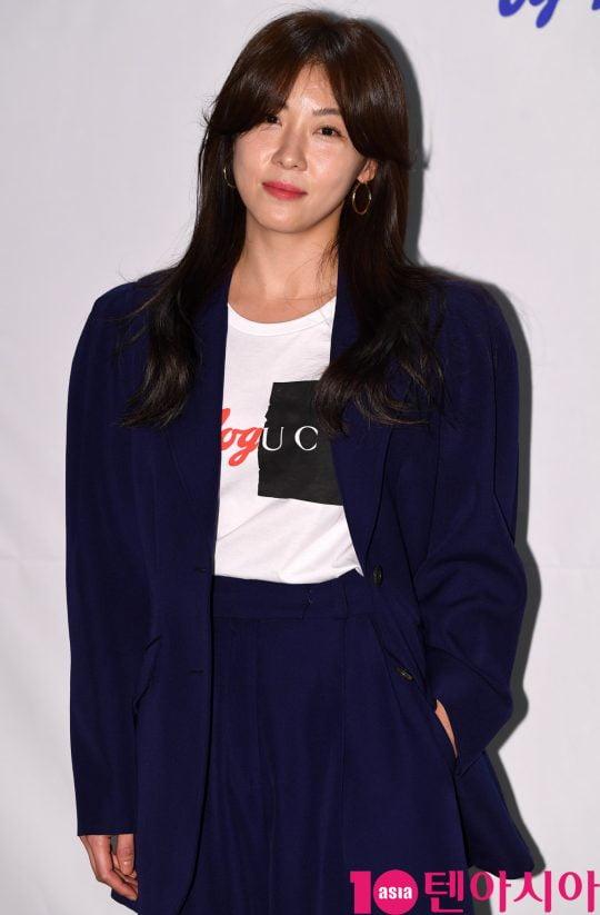 [TEN 포토] 하지원, '비광'으로 2020 첫 스크린 복귀…'예쁨 미리보기'