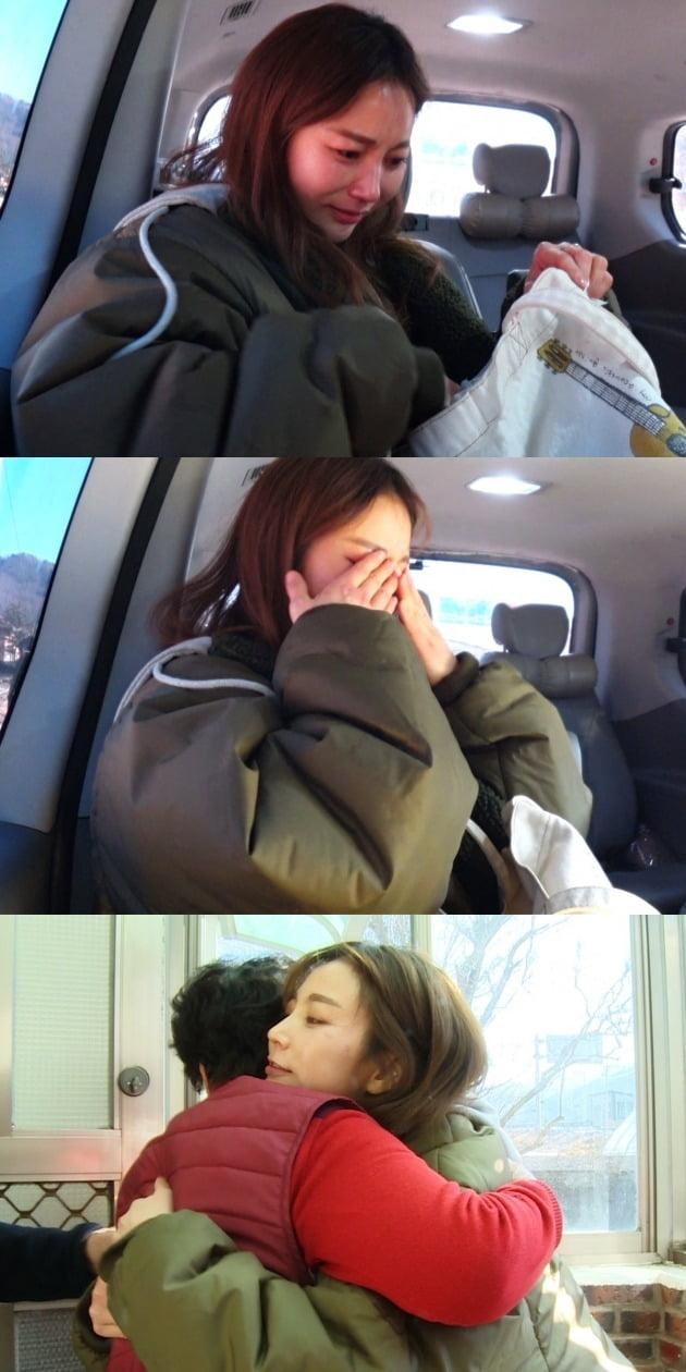 '불타는 청춘' 안혜경 /사진제공=SBS