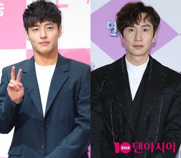 배우 강하늘(왼쪽), 이광수 / 사진=텐아시아DB