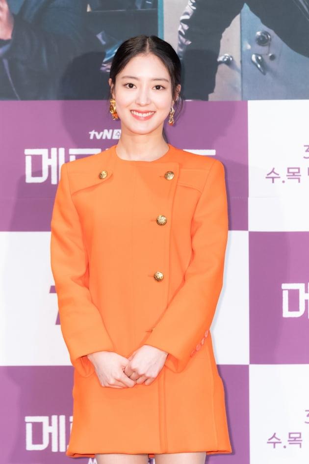 [TEN 포토] '메모리스트' 이세영, '프로파일러의 세젤예 미소'