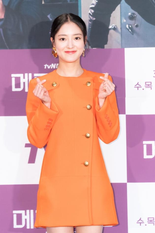 [TEN 포토] '메모리스트' 이세영, '예쁨이 남달라'