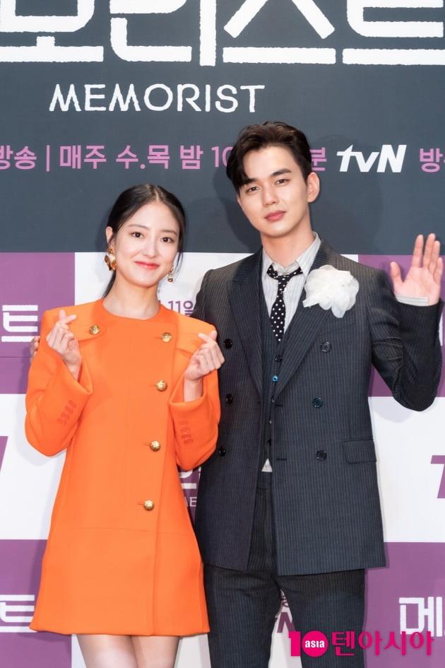 배우 이세영(왼쪽)과 유승호/ 사진제공=tvN