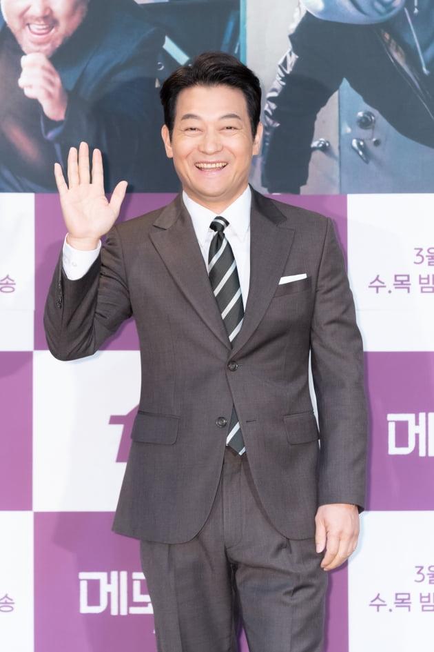 배우 조성하/ 사진=tvN 제공