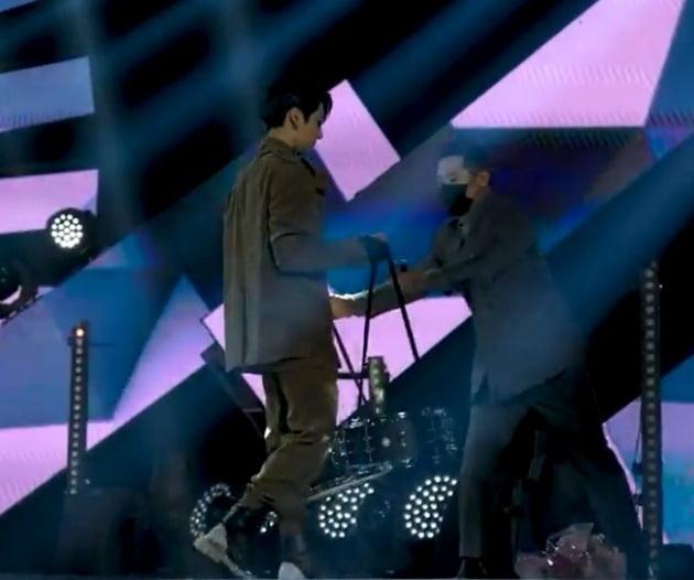 KBS Kpop 유튜브 영상 캡처