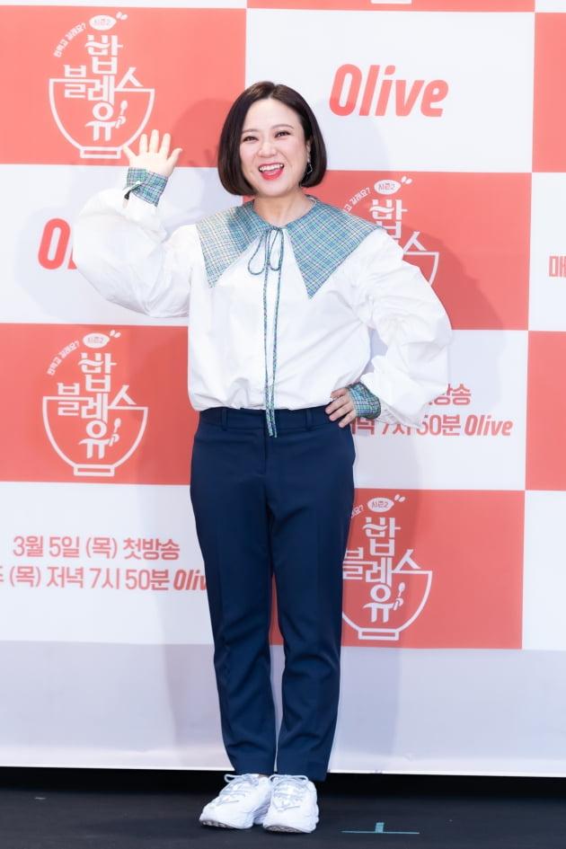 [TEN 포토] '밥블레스유2' 김숙 '쑥크러쉬 부활'