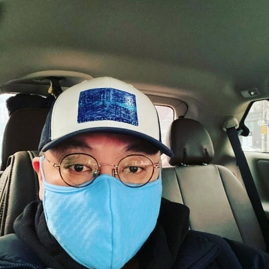 배우 김의성 / 사진 = 김의성 인스타그램