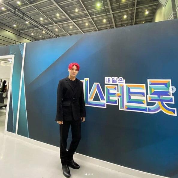 가수 김준수 / 사진 = 씨제스 인스타그램