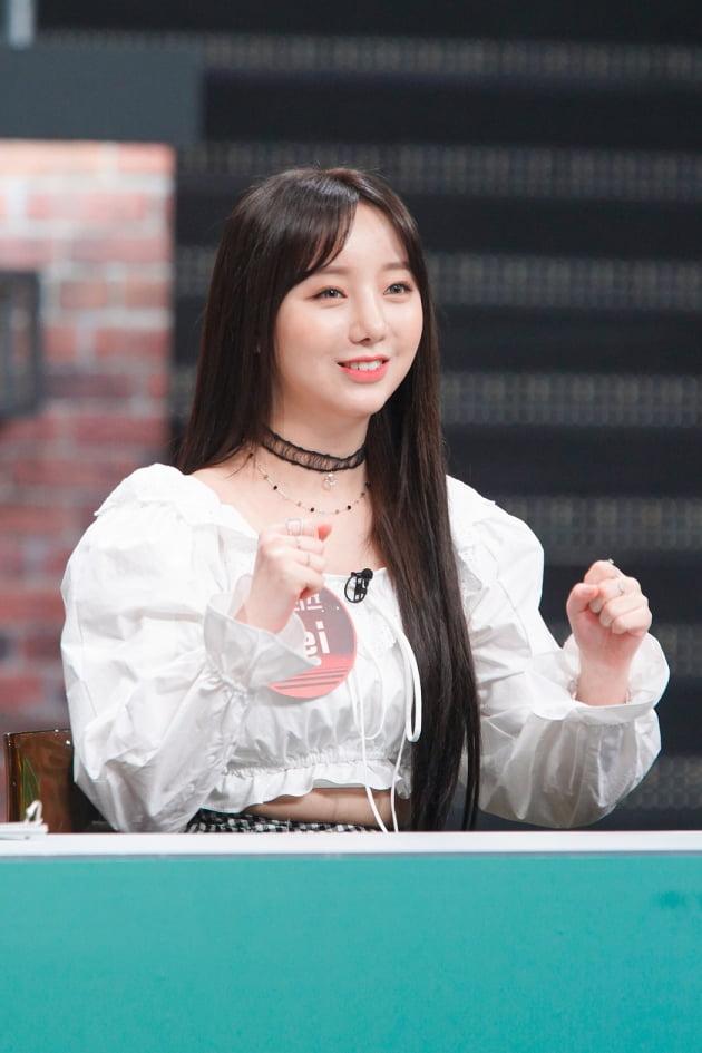그룹 러블리즈의 케이/ 사진제공=JTBC