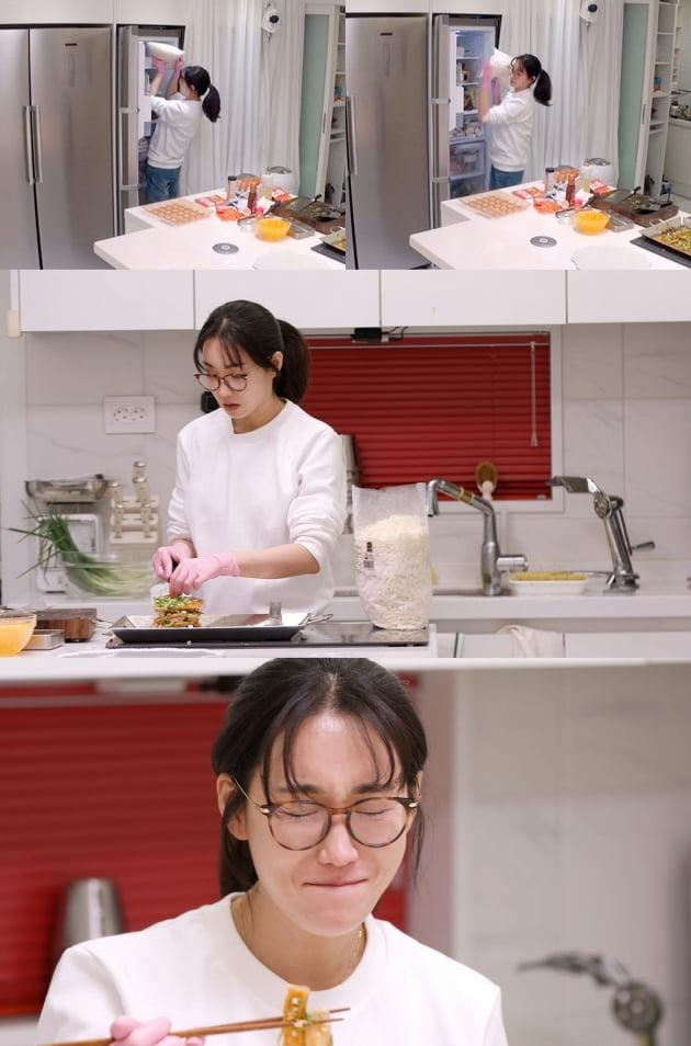 '편스토랑' 이유리 /사진=KBS 2TV '신상출시 편스토랑'