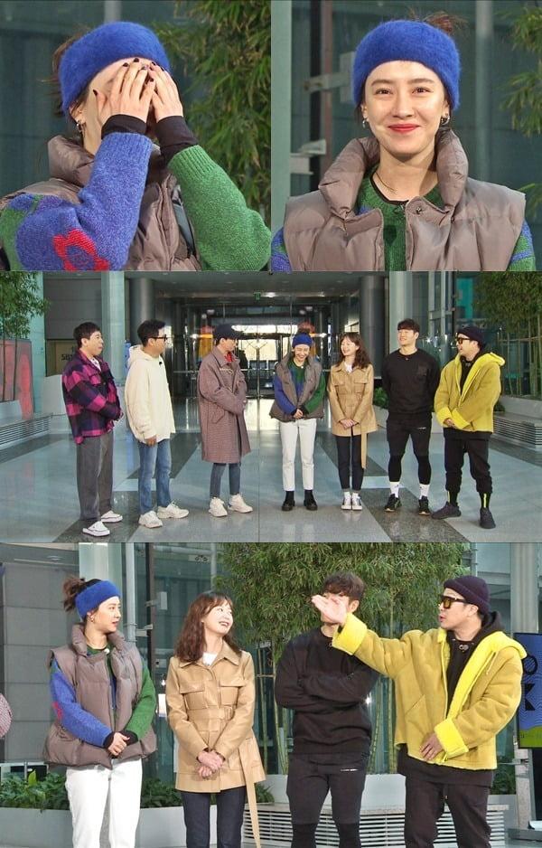 SBS '런닝맨' 스틸컷. /사진제공=SBS