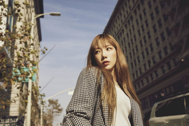 그룹 소녀시대의 태연 / 사진=텐아시아DB