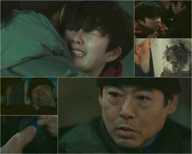 '방법' 정지소 성동일 / 사진=tvN 방송화면