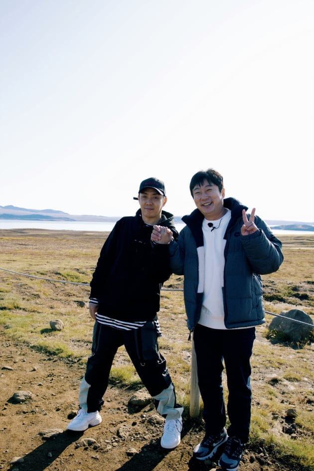 '신서유기 외전: 아이슬란드 간 세끼' 스틸컷/ 사진=tvN 제공