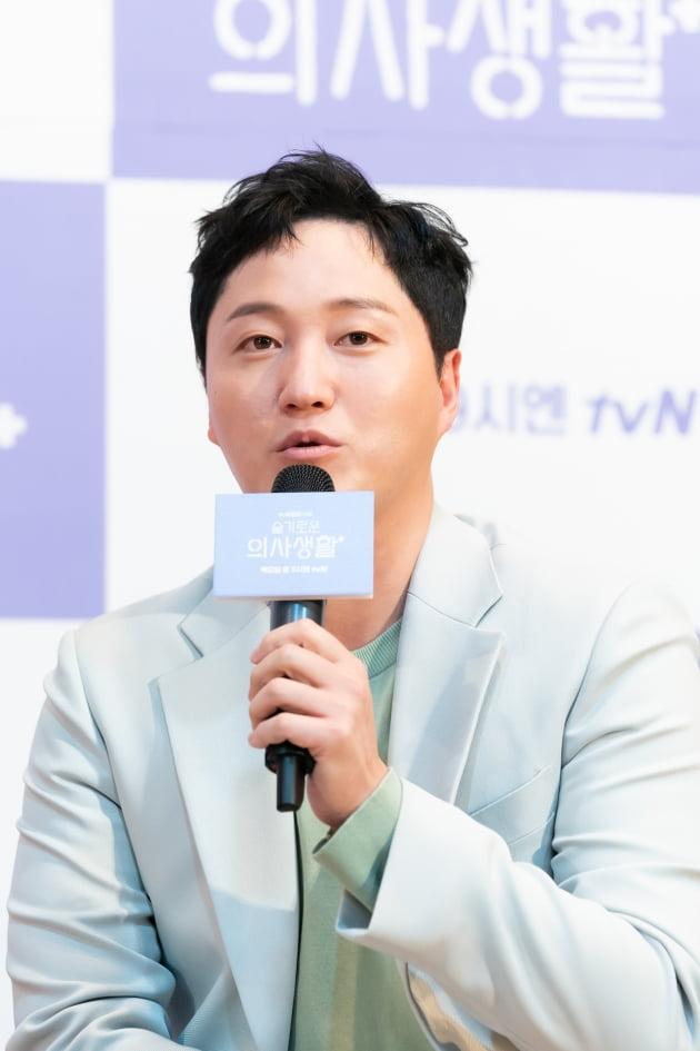 [TEN 포토] '슬기로운 의사생활' 김대명, '믿고 보는 신스틸러'