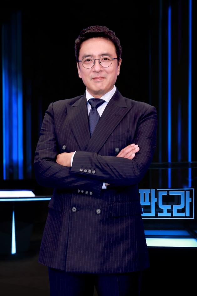 '판도라' MC 김승우/ 사진제공=MBN