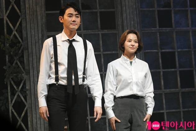 배우 유승현, 김주연