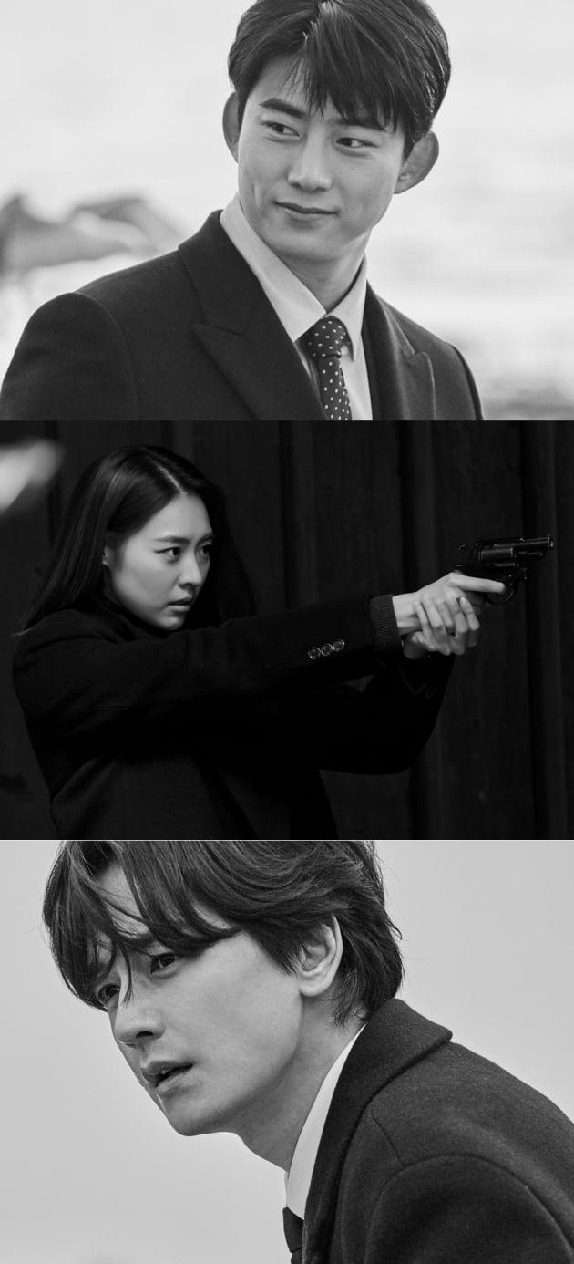 '더 게임' 옥택연 이연희 임주환 / 사진 = MBC 제공