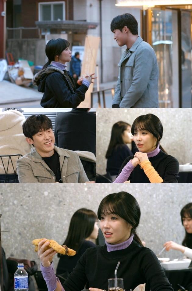 '신상출시 편스토랑'에 이유리를 돕기 위해 나선 배우 민진웅. / 사진제공=KBS2