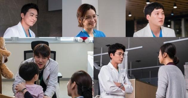tvN 2020 목요스페셜 '슬기로운 의사생활' 스틸컷. /사진제공=tvN