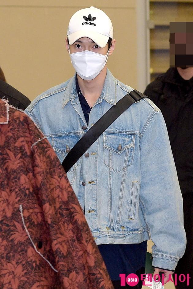 [TEN 포토] NCT 127 도영 '놀란 토끼눈도 귀여워~'