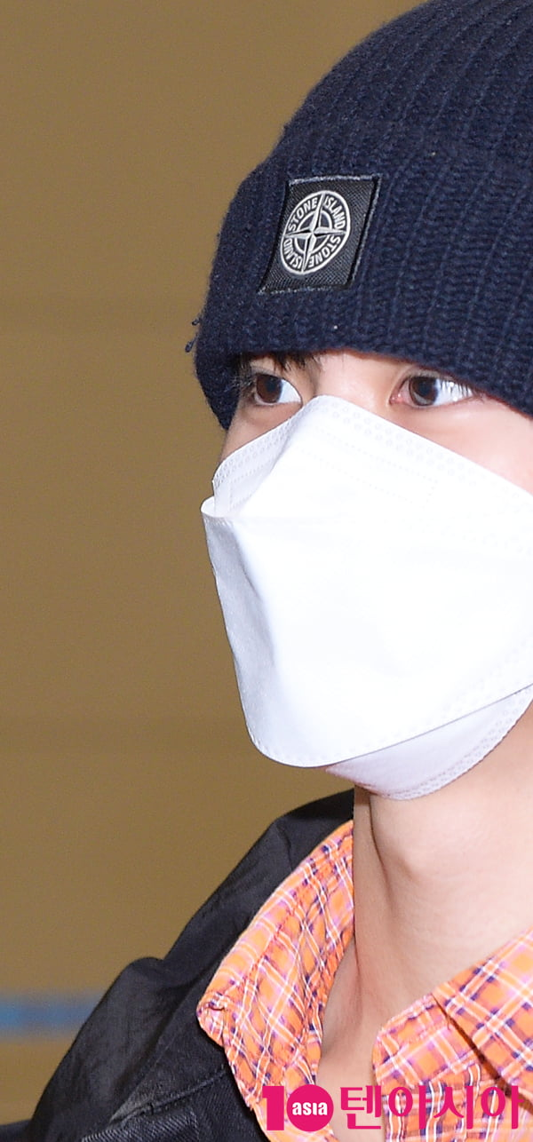 [TEN 포토] NCT 127 마크 '사랑스러운 강아지 눈망울'