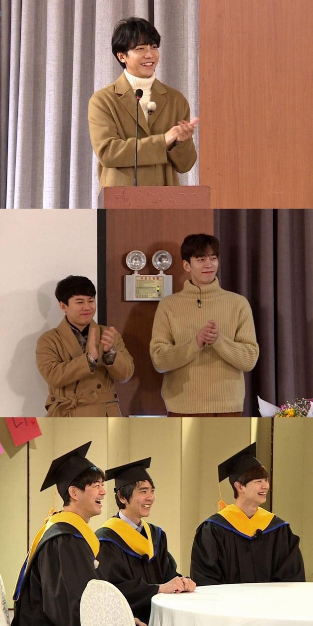 '집사부일체' 이상윤 육성재 / 사진 = SBS 제공