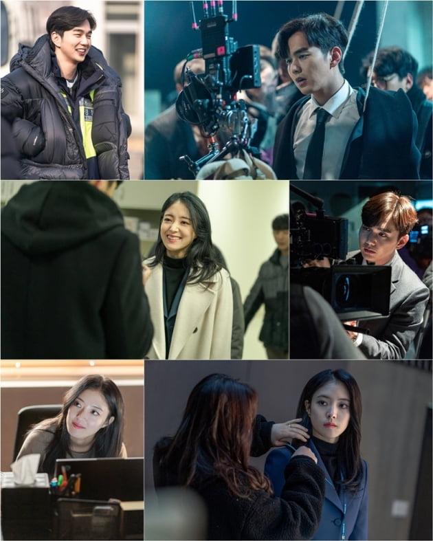 '메모리스트' 유승호 이세영 / 사진 = tvN 제공