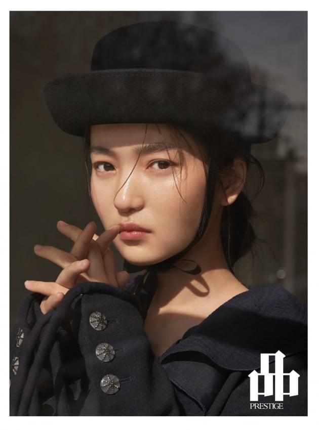 배우 김태리 화보./ 사진제공=PIN Prestige