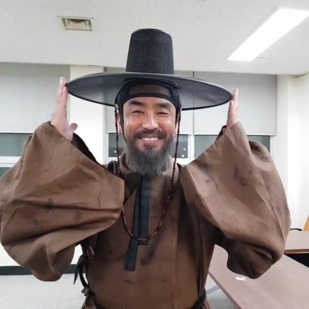 류승룡 SNS 갈무리