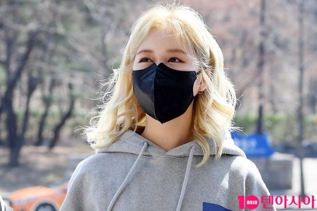 [TEN 포토] 우주소녀 다영 '백만불짜리 미모'
