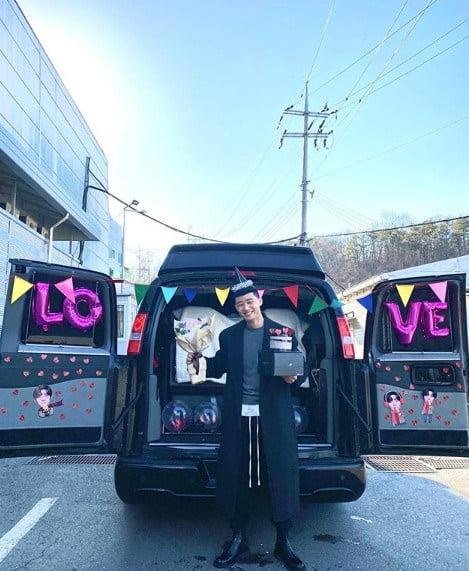 배우 박서준 / 사진 = 박서준 인스타그램