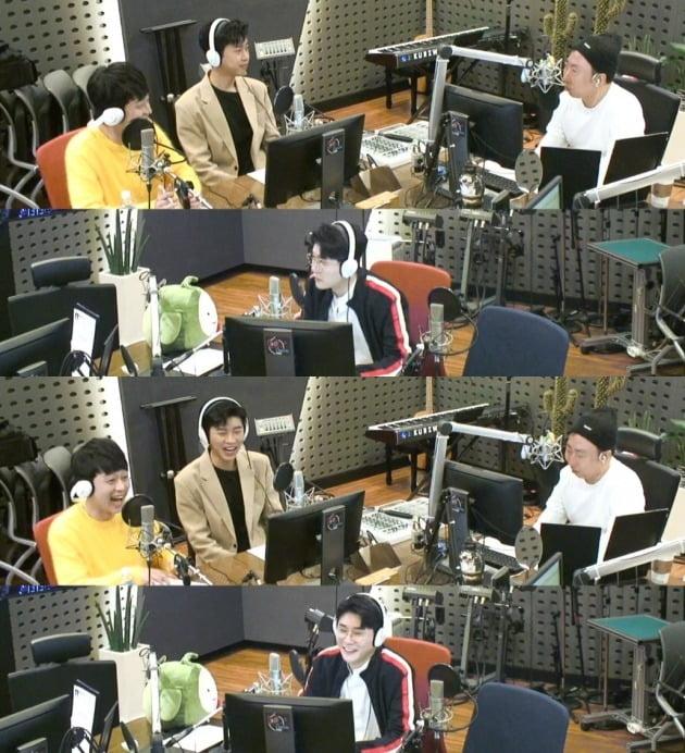 사진= KBS 쿨FM '박명수의 라디오쇼' 영상 캡처.