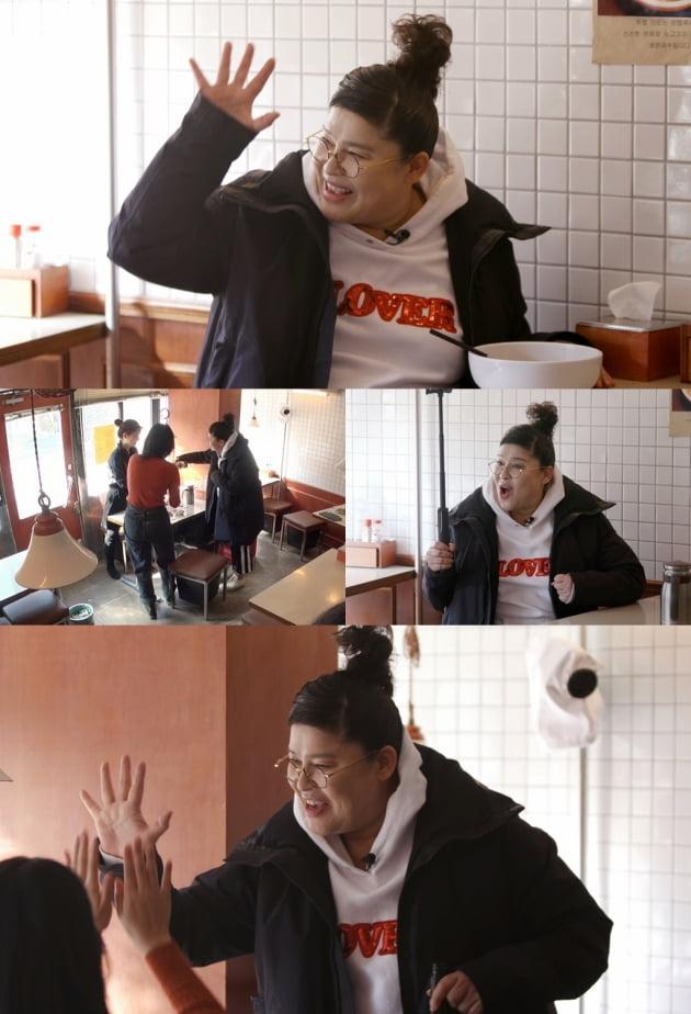 '신상출시 편스토랑'의 개그우먼 이영자/ 사진제공=KBS2