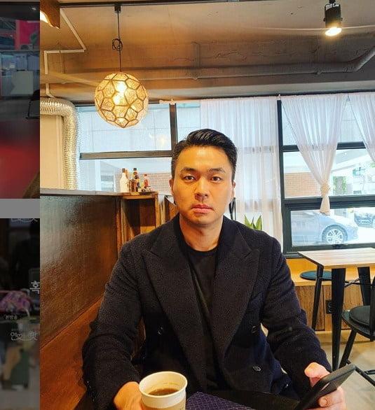 배우 정준 / 사진 = 정준 인스타그램