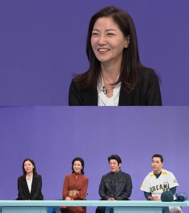 '해투4'에 출연한 배우 서이숙/ 사진제공=KBS2