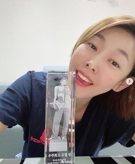 모델 한혜진 / 사진 = 한혜진 인스타그램