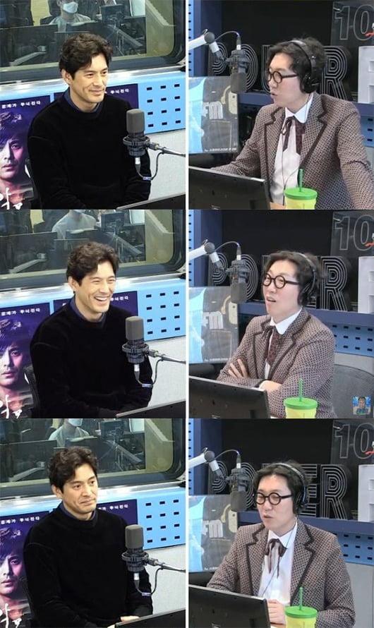 사진=SBS 파워FM '김영철의 파워FM' 방송 캡처