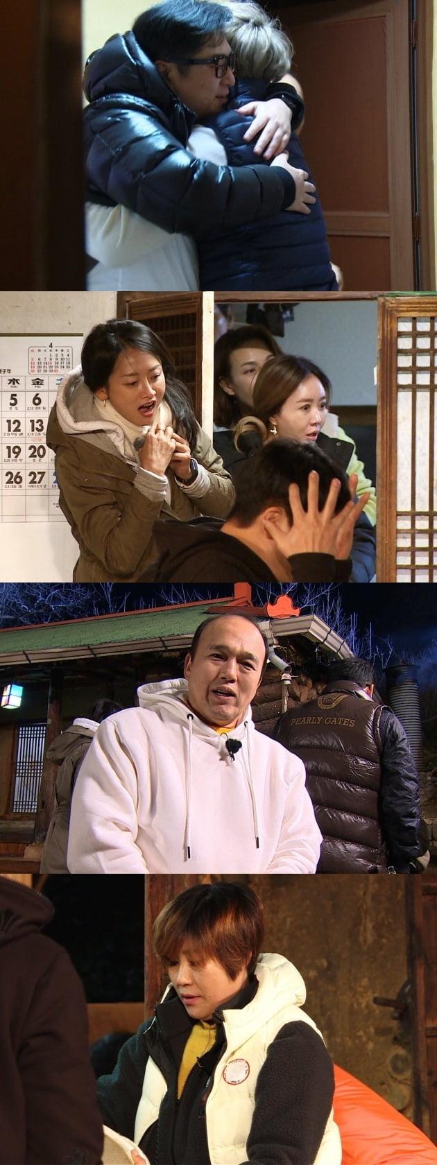 '불타는 청춘'에서 태사자 김형준과 최재훈이 만난다. / 사진제공=SBS
