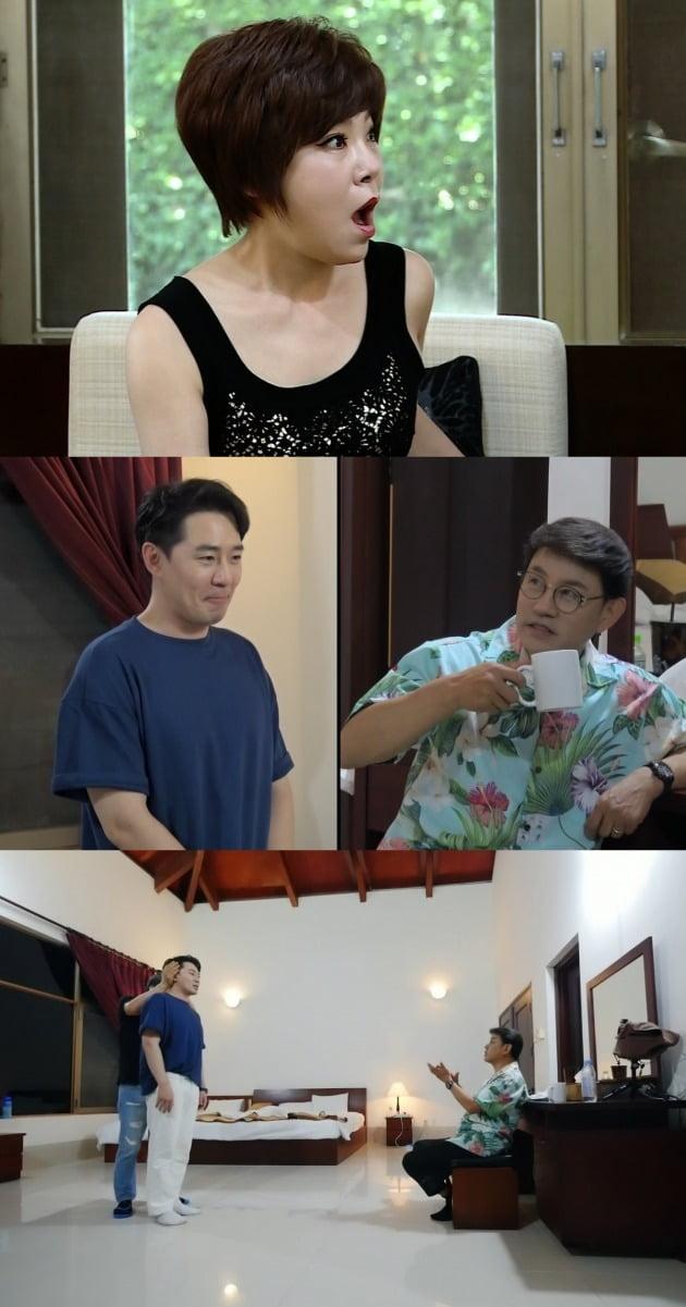 '트롯신이 떴다' 스틸컷./사진제공=SBS
