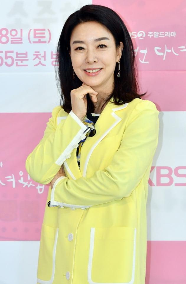 [TEN 포토] '한 번 다녀왔습니다' 김보연, '미모 어디 안가요'