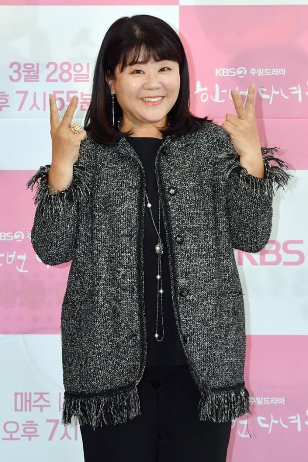 배우 이정은/ 사진제공=KBS2