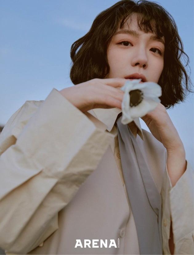 배우 소주연 화보. /사진제공=아레나 옴므 플러스