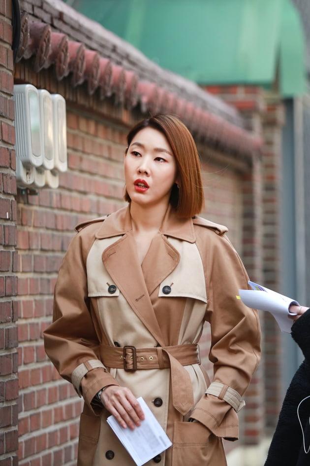'연애의 참견3' 한혜진./ 사진제공=KBS JOY