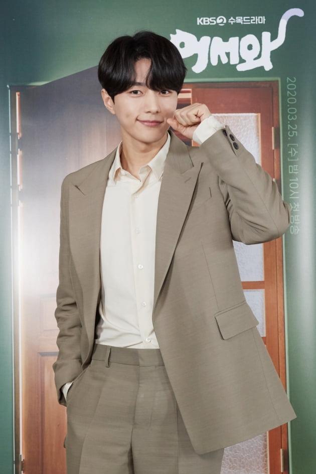'어서와' 주연배우 김명수/ 사진제공=KBS2