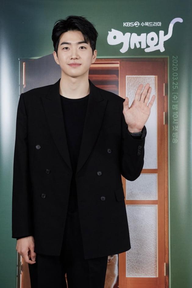 '어서와'의 배우 강훈/ 사진제공=KBS2