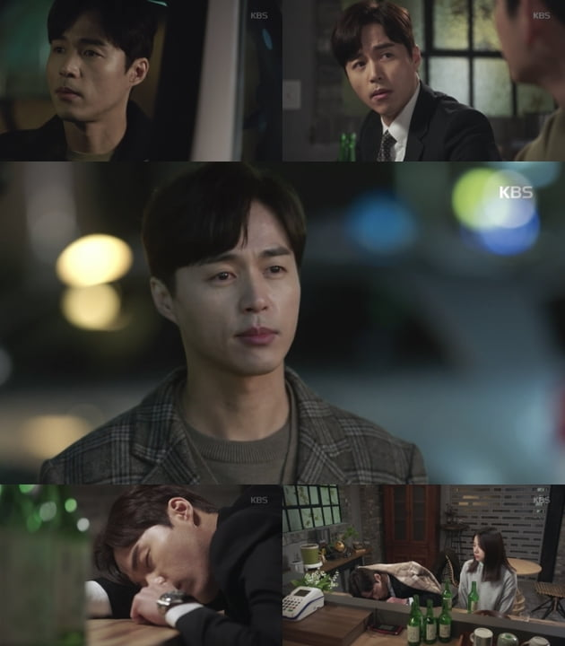 드라마 '사풀인풀' 속 오민석/ 사진= KBS2 제공